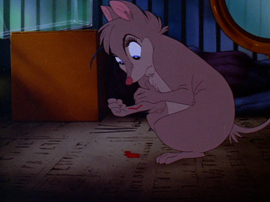 A Tribute To The Secret Of Nimh The Paradigm
