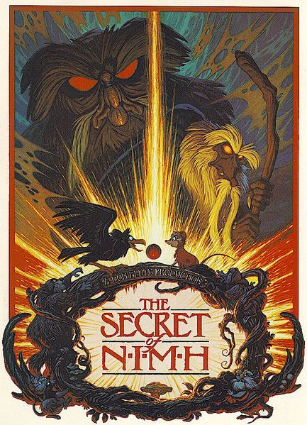 The secret of nimh read online yaoi