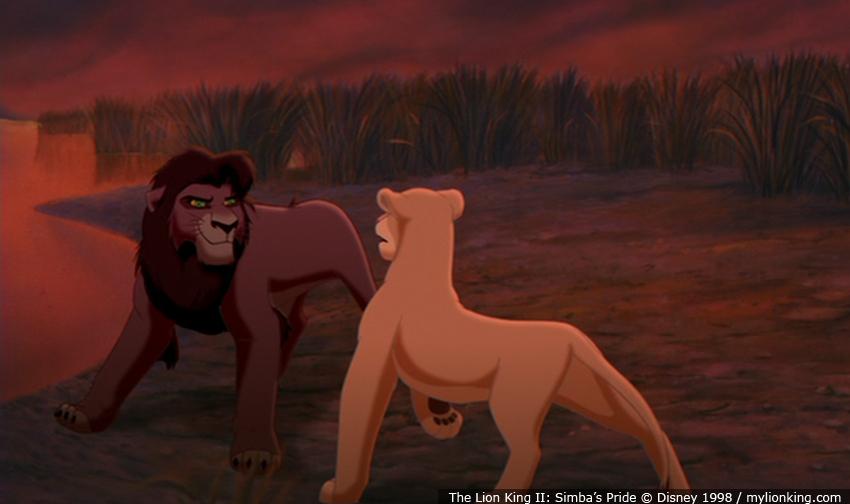 The hot lion king sex simba kiara want tear