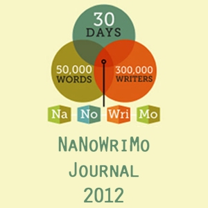 NaNo Journal 2012 copy