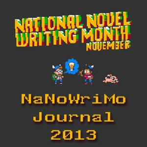 NaNo Journal 2013 copy