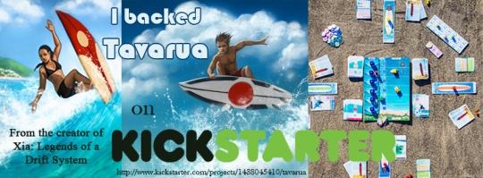 Kickstarter - Tavarua