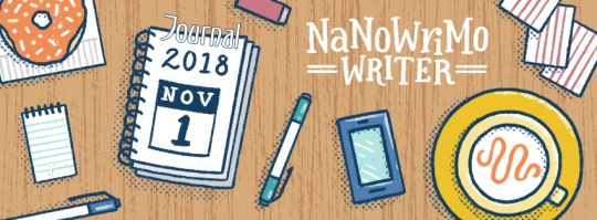 NaNoWriMo Journal 2018